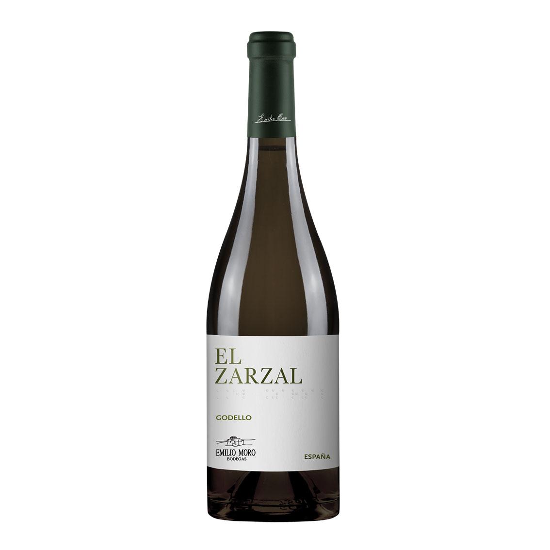 vino-EL Zarzal 2018-emilio moro