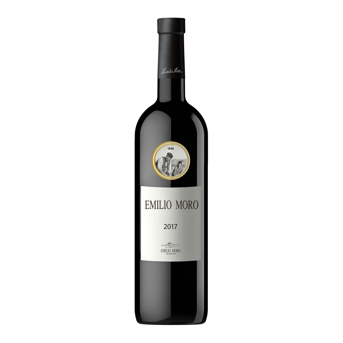 vino-emilio moro