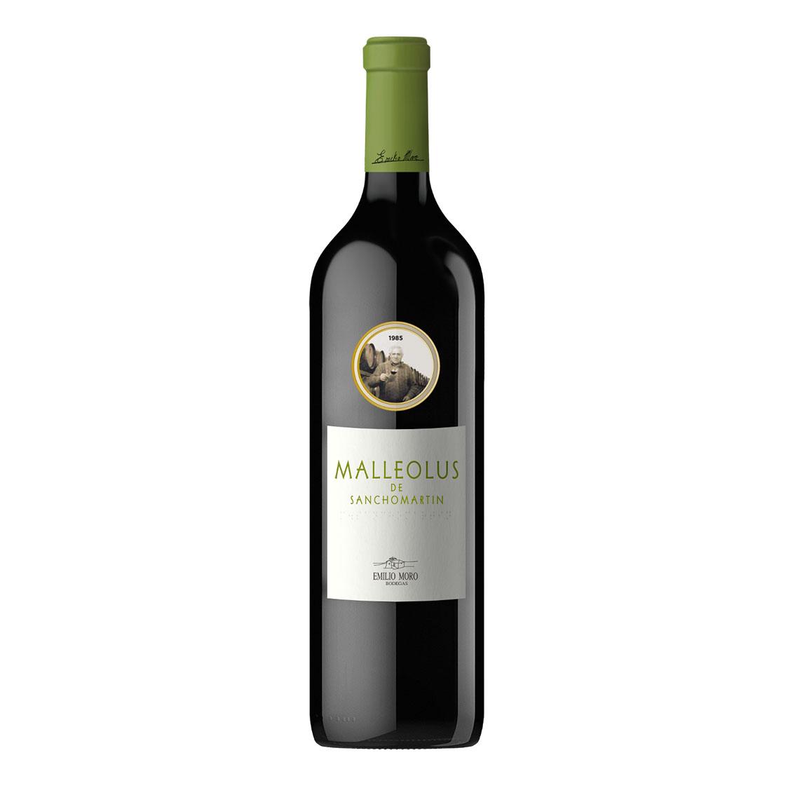vino-Malleolus de Sancho Martin